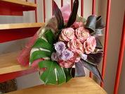 シプシーキュリオサの花束