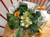 ノーブルリリーの花束
