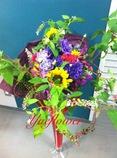 舞台花にもなる花束